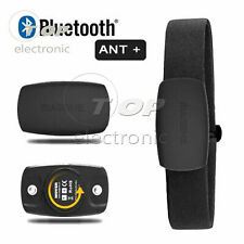 MHR10 4.0 Ant + Bluetooth датчик сердечного ритма Garmin F/Брайтона/igpsport/Suunto велосипед