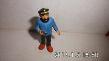 PERSONNAGE TINTIN -captain haddock  bully - 6 cm
