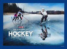 **NEW** 2017 History of Hockey (Souvenir Sheet of 2) 2017 MNH - Scott #5253c