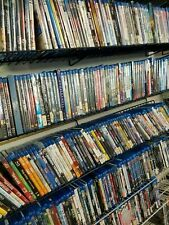 Blu-Ray Movie lot Collection. DISC with CASE and ARTWORK - Pick and Choose!