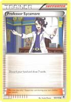 Pokemon Card - XY Phantom Forces 101/119 - PROFESSOR SYCAMORE (uncommon) - NM/M