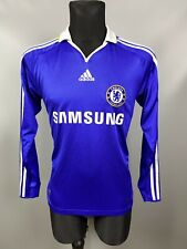 CHELSEA 2008/2009 HOME FOOTBALL SOCCER JERSEY SHIRT ADIDAS BOYS SIZE XL