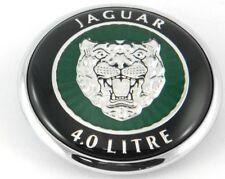 Jaguar XK8 Hood Bonnet Badge Emblem 4.0 Litre 1997-2002  HJE5900AA