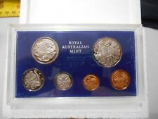 1971 Proof 6 coin Set in Box of Issue