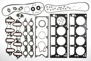 Chevy GMC 4.8 4.8L 5.3 5.3L Vortec Victor Mahle Head Gasket Set 1999-01 14.4mm