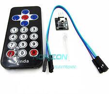 Hx1838 Universal Infrared Remote Control Receiver Module Nec Code Ir Kit Set