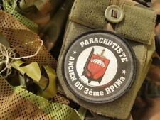 """SNAKE PATCH - écusson """" ANCIEN du 3ème RPIMa """" TAP parachutiste VETERAN commando"""