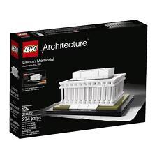 LEGO 21022 Architecture Lincoln Memorial - Brand New