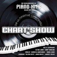 "DIE ULTIMATIVE CHARTSHOW ""PIANO HITS"" 2 CD NEU"