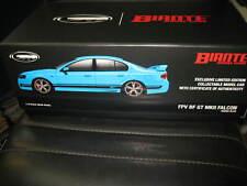 BIANTE 1.18 FORD FALCON BF GT MK II BIONIC BLUE RESIN MODEL BR18309A LTD ED FPV