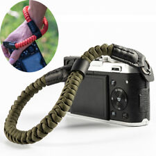 DSLR SLR Camera Wrist Strap Snapshot Knitted Hand Grip Rope Strap Bold