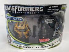 Transformers DOTM Dark of the Moon Cyberverse Megatron Bumblebee TargetExclusive