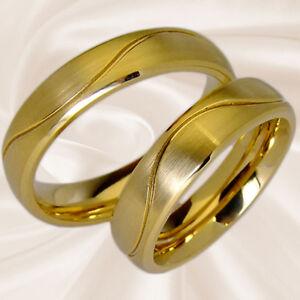 Eheringe Verlobungsringe Partnerringe Trauringe Hochzeitsringe 5mm & Gravur