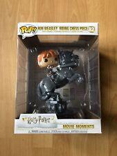Harry Potter Ron Weasley Riding Chess Piece Pop! Vinyl Figure - Funko 82