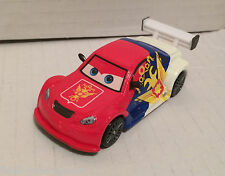 DISNEY PIXAR CARS VITALY PETROV RUSSIAN RACER SANS EMBALLAGE NEUF NEW