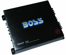 BOSS AUDIO R6002 1200 WATT 2/1 CHANNEL CH. CAR STEREO AMPLIFIER SPEAKER/SUB AMP