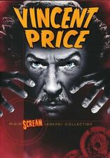 Vincent Price - Vincent Price: MGM Scream Legends Collection [New DVD] Gift Set,