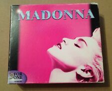 Madonna - 3 For One 3x Cd Album Set Australian Ultra Rare True Virgin First