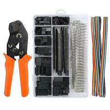 Proster Dupont Crimper Sn-28B Ratchet Crimping Tools with 1550Pcs Male/Female