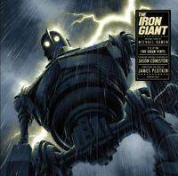 "Various Artists : The Iron Giant Vinyl 12"" Album 2 discs (2015) ***NEW***"