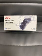 JVC SP-SX2BT Portable Wireless Speaker w/ Surrounding Sound New