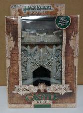 Mage Knight Miniatures Castle Keep  (+ bonus random mage knight booster pack)