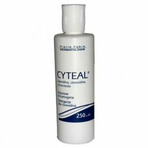 Pierre Fabre Cyteal antiseptic foaming solution 250ml (8.5oz) Exp: 04/2023