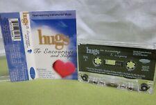 HUGS TO ENCOURAGE & INSPIRE cassette tape 2001 instrumental Christian