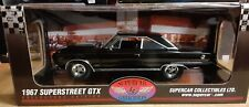 "1:18 ""Highway 61"" 1967 'Super Street' GTX ""Supercar"""