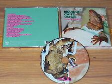 BRANDON CAN'T DANCE - GRAVEYARD OF GOOD TIMES / ALBUM-CD 2016 MINT-