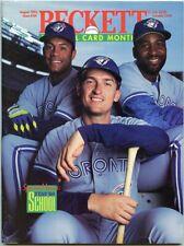 BECKETT BASEBALL CARD MONTHLY, Toronto Blue Jays (AUG 1993, Issue #101)