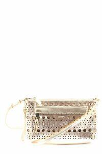 COMMA Minitasche goldfarben Casual-Look Damen Tasche Bag Mini Bag
