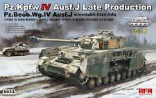 Ryefield-Model 1/35 5033 Pz.Kpfw.IV Ausf.J Late Production