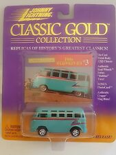 Johnny Lightning 1999 Classic Gold Collection 1960'S Volkswagen Bus (A+/A)