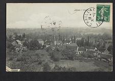 JOUAC prés de CHAILLAC (87) VILLAS & EGLISE en 1910