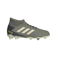 adidas Predator 19.3 Junior FG Football Boots Boys UK 3 US 3.5 EUR 35.5 1011