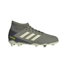 adidas Predator 19.3 Junior FG Football Boots Boys UK 4 US 4.5 EUR 36.2/3 *1528