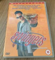 Swingers DVD (1999) Ron Livingston Region 2 UK Cert 15, Doug Liman (DIR)