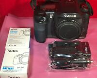 Canon EOS 10D 6.3MP Digital SLR Camera Black (Body Only) Japan DS6031 C25