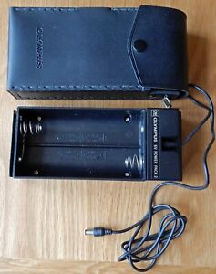 OLYMPUS OM 6V POWER PACK 2 IN CASE
