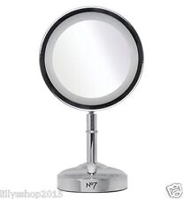 Silver Lighted Make Up Mirrors Ebay