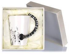 Design Musik Tasse Klarinette Becher Notenblatt Musiker Kaffeetasse Geschenk Box