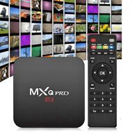 Smart RK3229 1G+8G WiFi TV Set Top Box 4K HD Media Player for Android 10.0 Hot
