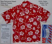 NEW PALMWAVE HAWAII ALOHA SHIRT FRIDAY NIGHT SPECIAL 100% COTTON SIZE XL