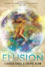 Elusion by Claudia Gabel, Cheryl Klam (March 18, 2014) Brand New Hardcover Book
