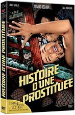DVD HISTOIRES D'UNE PROSTITUEE VOLES NEUF