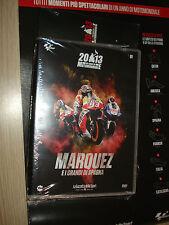 DVD N°1 MARQUEZ E I GRANDI DI SPAGNA + BOX 2013 UN ANNO DI MOTOMONDIALE