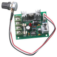 CCM5 PWM DC Motor Speed Controller 5A12V 24V 30V 120W Speed Controller With Fuse