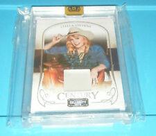 2008 Donruss Celebrity Cuts Autograph Stella Stevens Card Swatch Nutty Professor