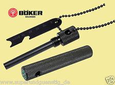Böker Plus Fire starter - Magnesium Feuerstarter Camping Outdoor Notfall 09BO778